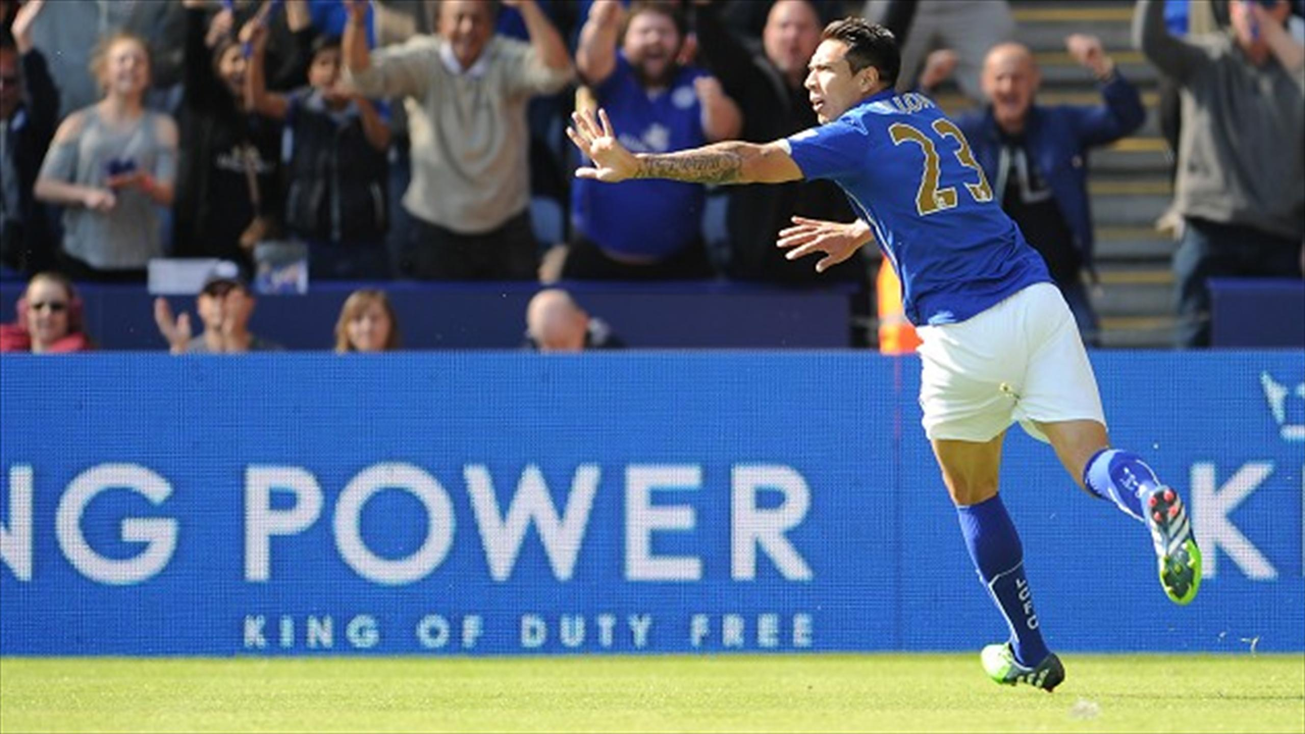 Video: Leicester City vs Swansea City