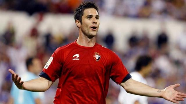 Liga - Osasuna win at Valladolid
