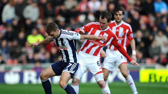 Premier League - Bore draw for Stoke and West Brom