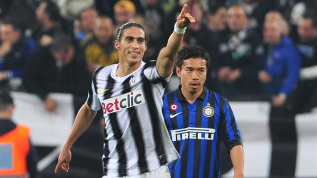 Juve beat Inter to close gap