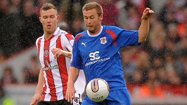 Stevenage v Sheffield United: LIVE