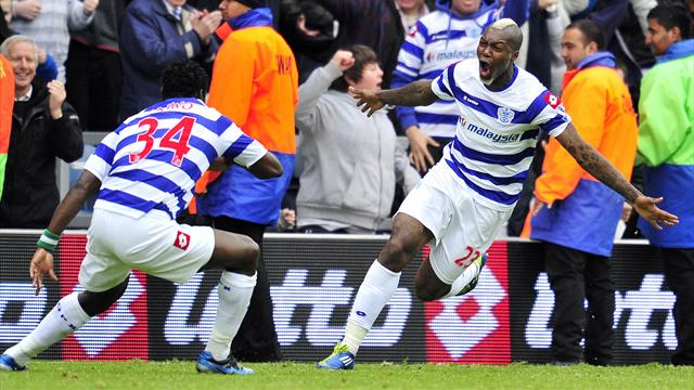 Cisse winner gives QPR hope