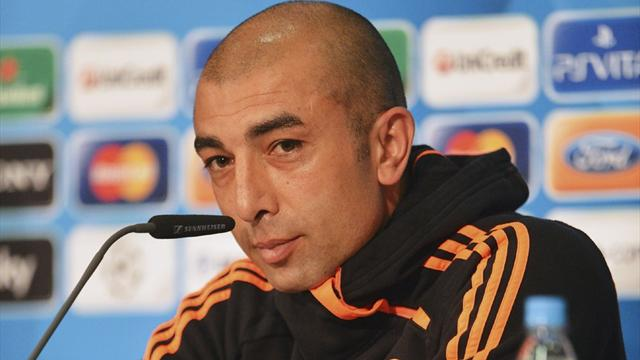 Di Matteo pleased to see Chelsea win away in Europe