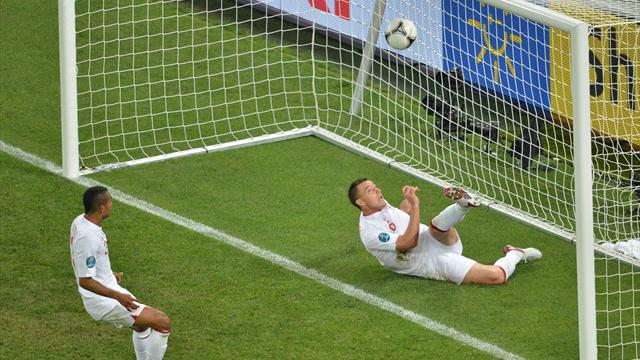 England vs Ukraine | UEFA EURO 2012