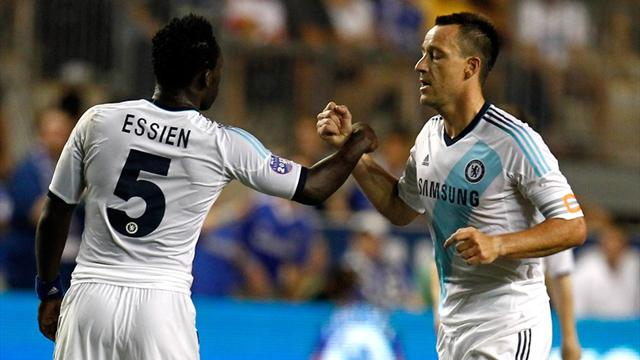 MLS stun Chelsea in late-night thriller