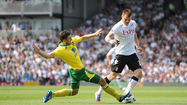 Premier League - Five-star Fulham thump Norwich