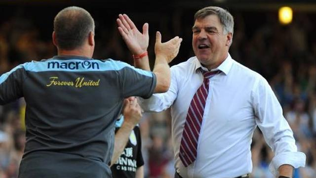 Premier League - Nolan winner sinks Aston Villa