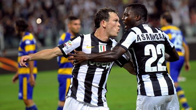 Juventus begin title defence with win