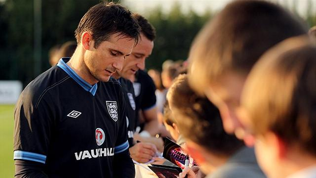 Lampard: I never wanted to retire