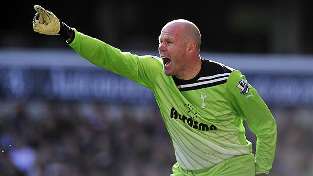 Villas-Boas: Friedel still my number one