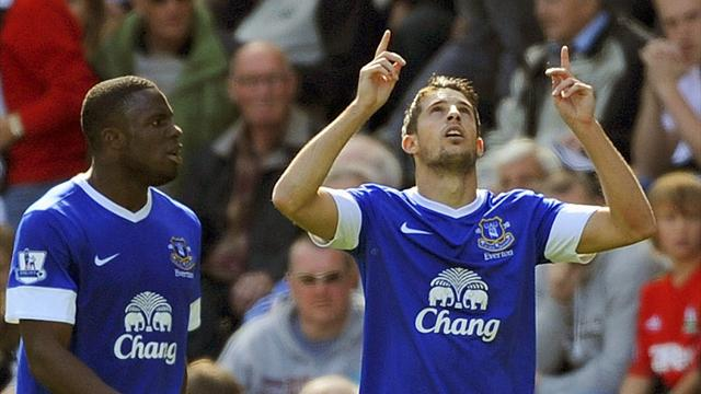 Premier League - Mirallas solo effort sinks Stoke