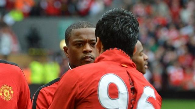 Evra: Suarez issue was all about respect