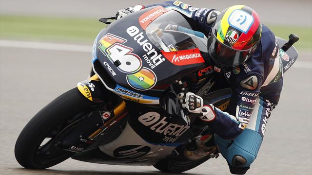 Moto2: Espargaro wins Aragon thriller
