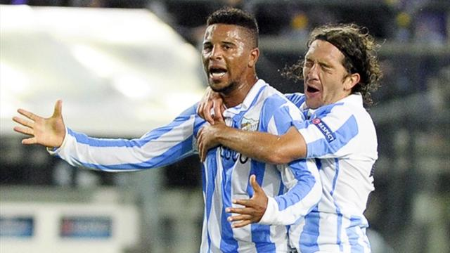 Eliseu inspires Malaga to impressive away win