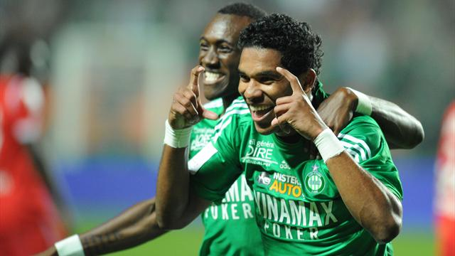 St Etienne destroy Nancy