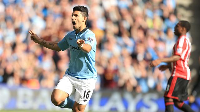Premier League - Slick Man City sweep aside Sunderland
