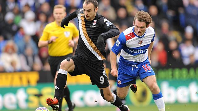 Premier League - Reading and Fulham draw in six-goal thriller