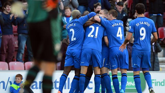 Premier League - Wigan break winless run against West Ham