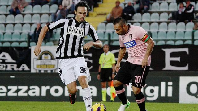 Serie A - Siena and Palermo in bore draw