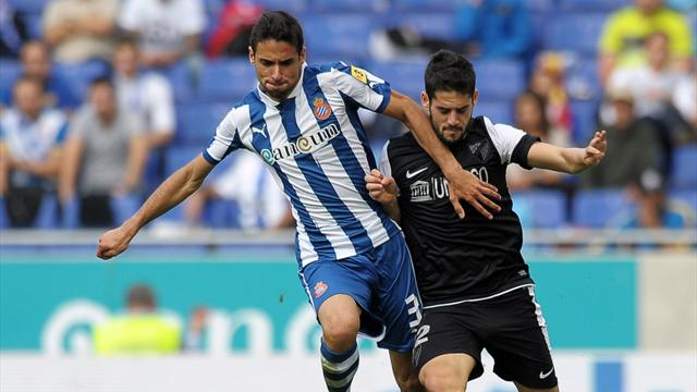 Liga - Hungover Malaga draw at Espanyol