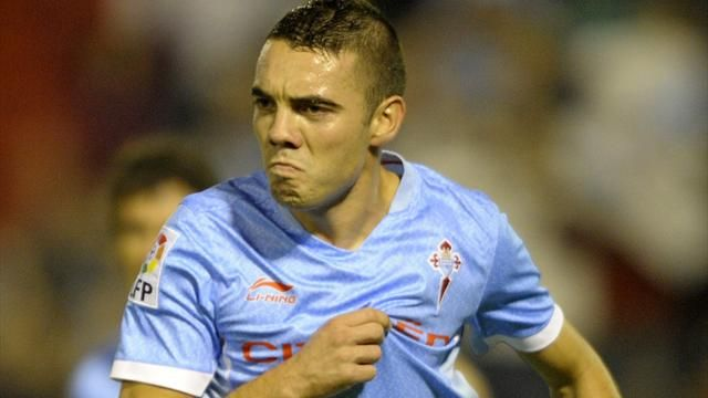 Liga - Celta Vigo down Valladolid