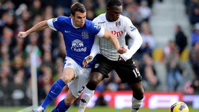 Premier League - Last-gasp Sidwell earns Fulham draw with Everton