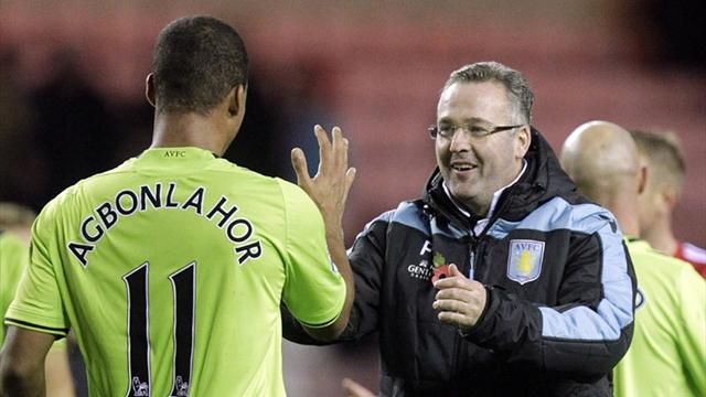 Premier League - Aston Villa stun sluggish Sunderland