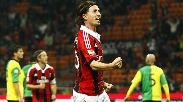 Serie A - Five Star Milan cruise past Chievo