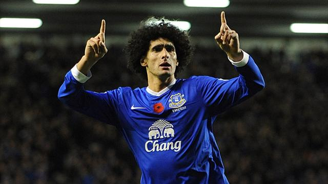 Premier League - Fellaini inspires Everton to beat Sunderland