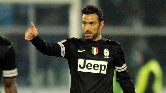 Serie A - Quagliarella hits hat-trick as Juventus crush Pescara
