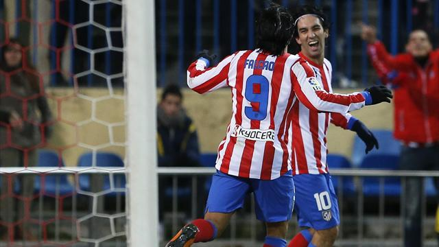 Liga - Atletico ease to win over Getafe