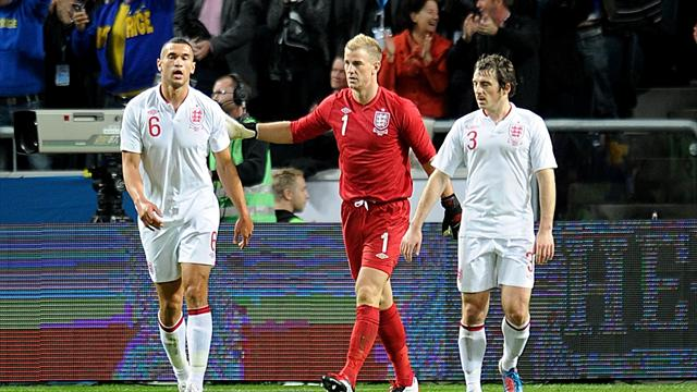 World Football - Hodgson happy with Hart, Ibrahimovic head over heels