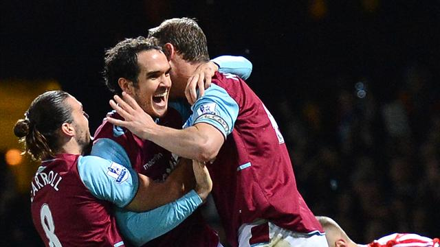 Premier League - Landmark O'Brien goal earns West Ham draw with Stoke