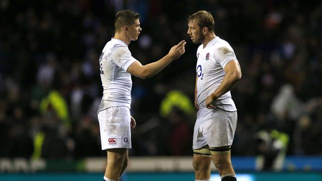 Rugby - England found lacking against South Africa