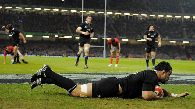 Rugby - New Zealand comfortable in Wales
