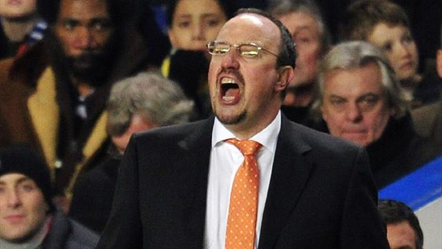 Premier League - Benitez's Chelsea booed off after another draw