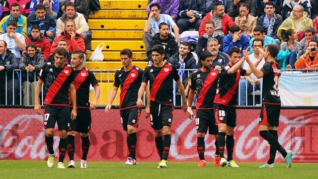 Spanish Liga - Osasuna beat Rayo to escape drop zone