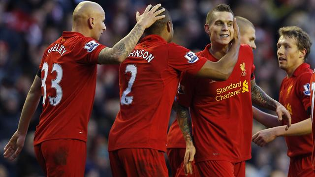Premier League - Liverpool edge out Southampton