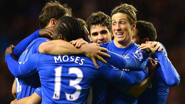 Premier League - Torres inspires Chelsea to win at Sunderland