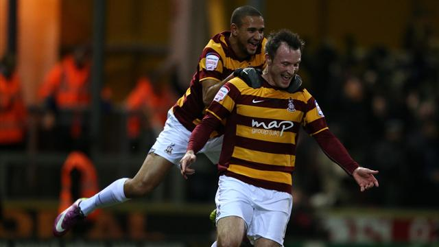 League Cup - Bradford send poor Arsenal out on penalties