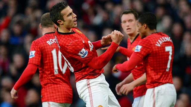 Premier League - Vidic back as United beat Sunderland