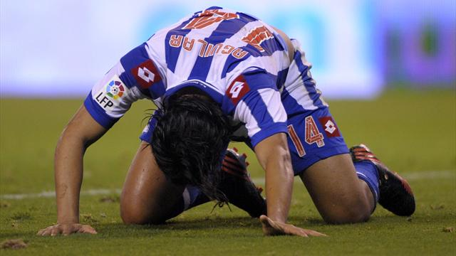 Liga - Espanyol down Deportivo