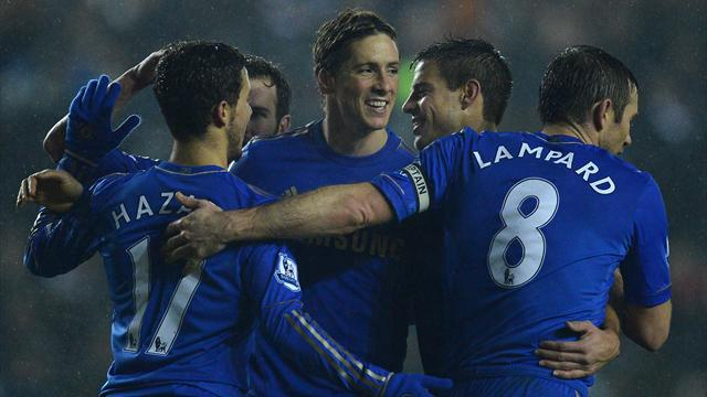 League Cup - Torres nets as Chelsea recover to crush Leeds