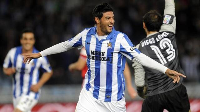 Spanish Liga - Real Sociedad held by Depor