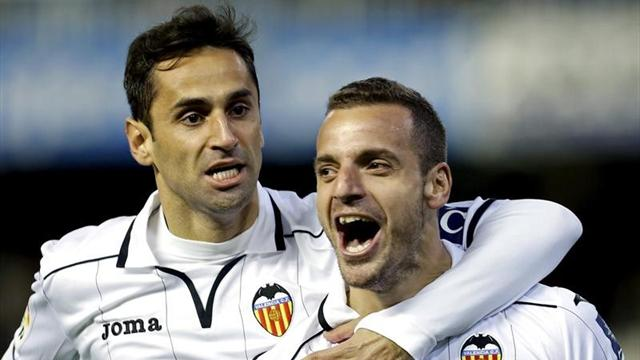 Liga - Valencia continue revival with win over Getafe
