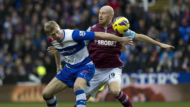 Premier League - Pogrebnyak strike gives Reading second win
