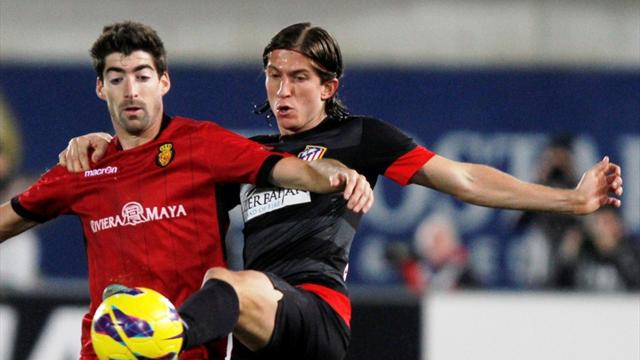 La Liga - Mallorca hold Atletico Madrid