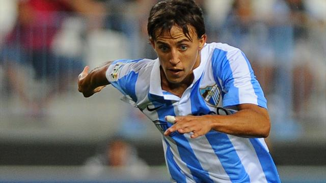 Liga - Malaga lucky not to lose to Celta