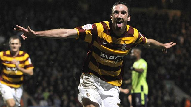 League Cup - Brilliant Bradford overpower Villa in semi-final first leg
