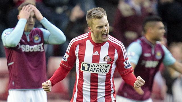 Premier League - Sunderland cruise past West Ham